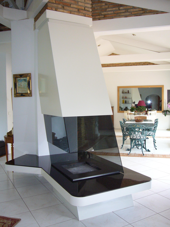 chemin e contemporaine chemin e moderne chemin e. Black Bedroom Furniture Sets. Home Design Ideas