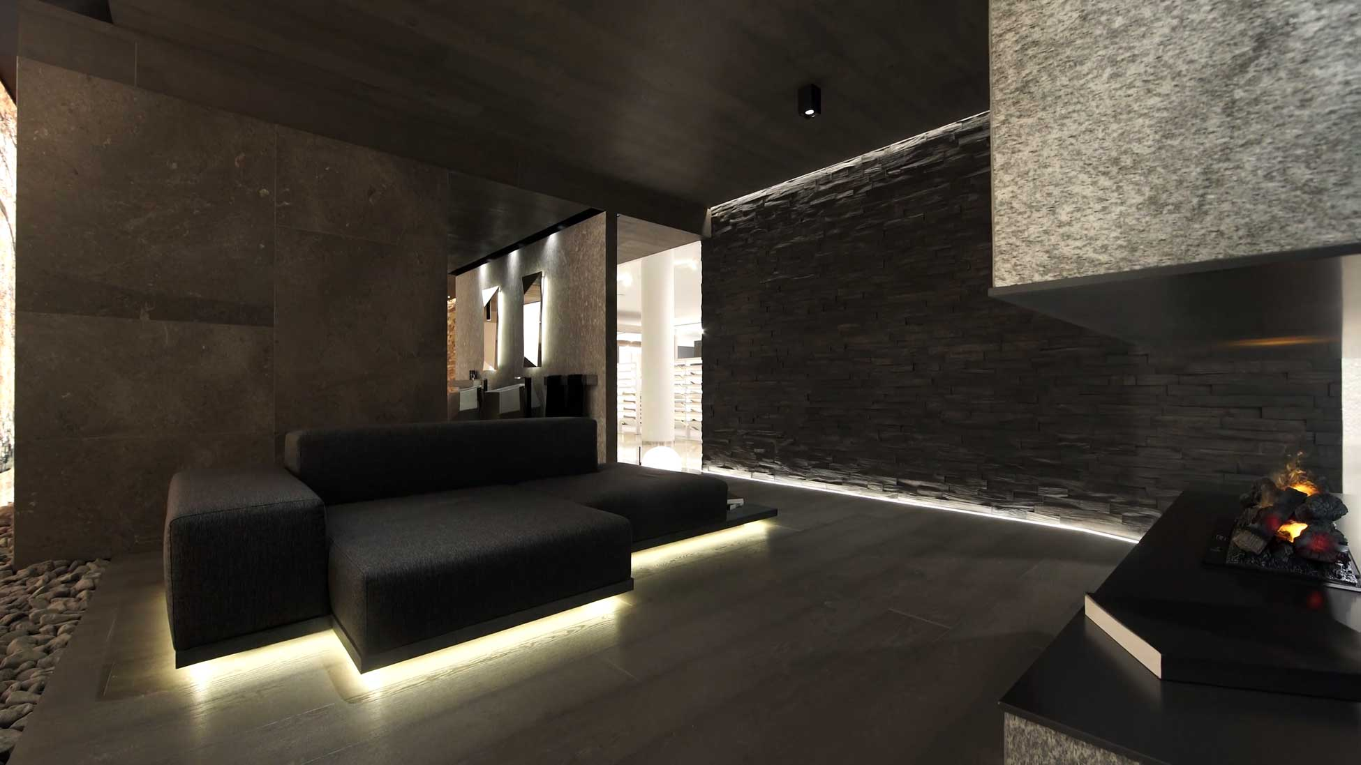 Zaha Hadid Fireplaces Bloch Design Fireplaces Bespoke